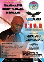 Guest GM Taboada UK 2018 (Invite Only)